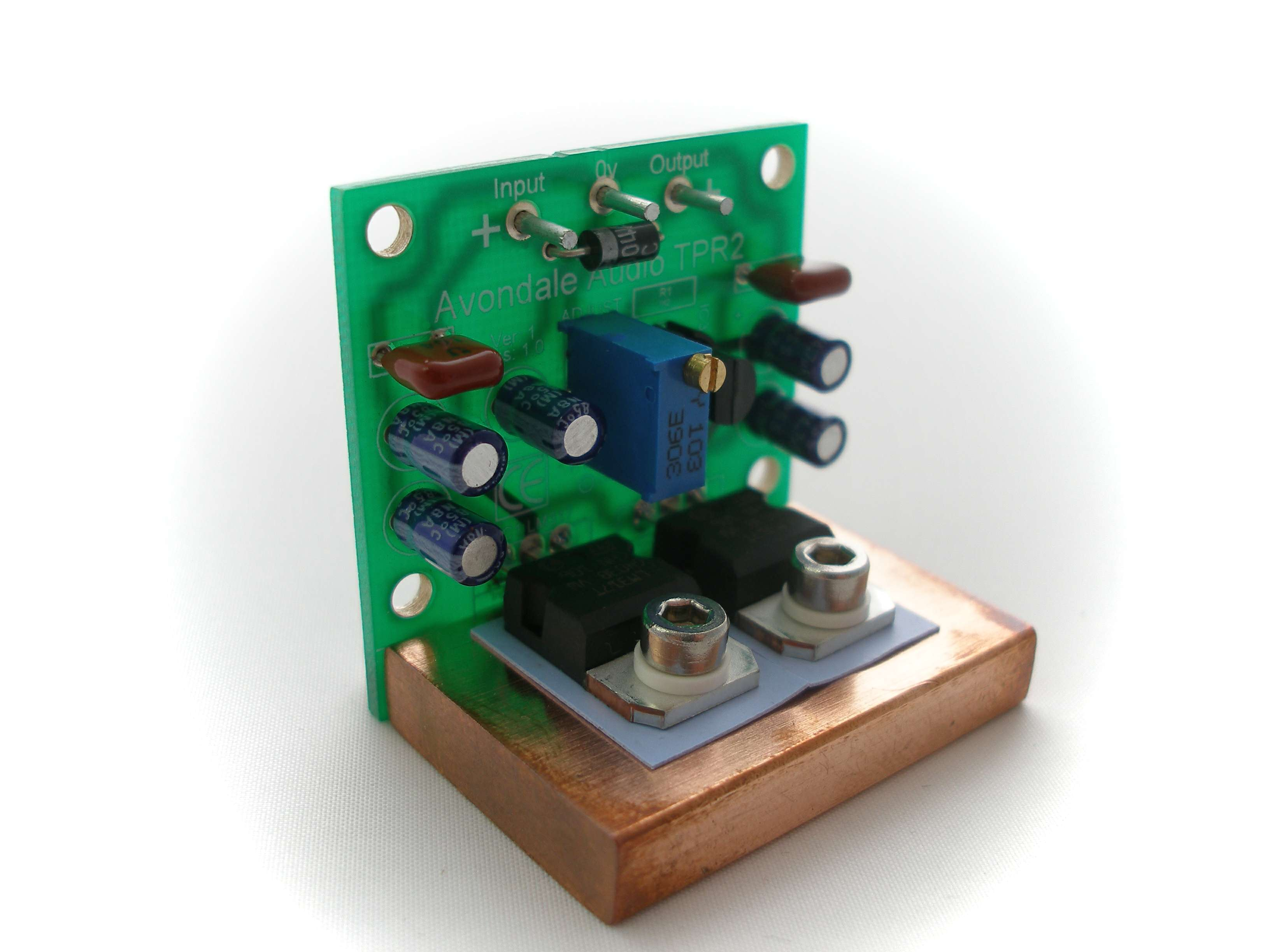 Audiophile Regulator Modules