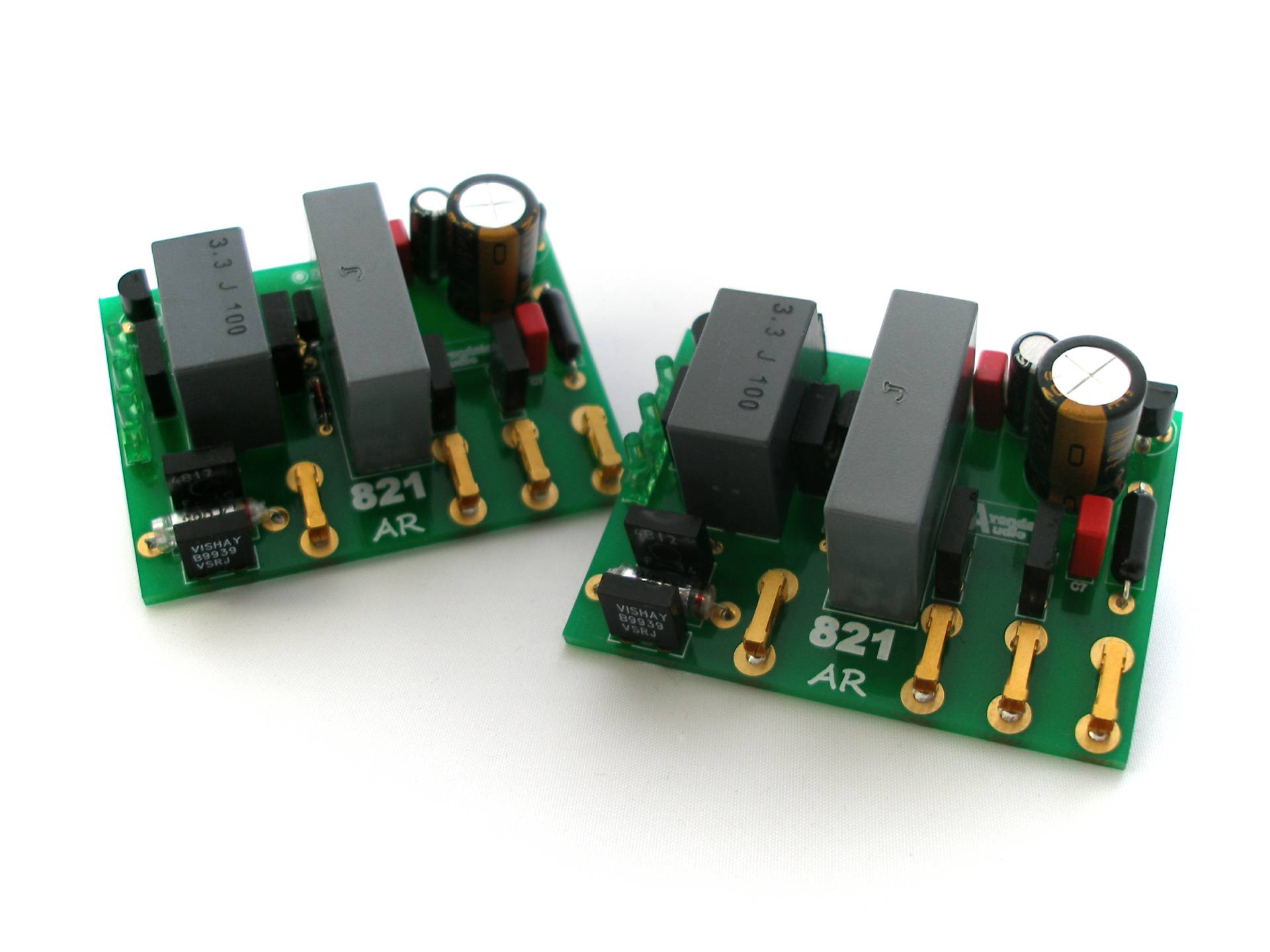 Audiophile Amplifier Modules
