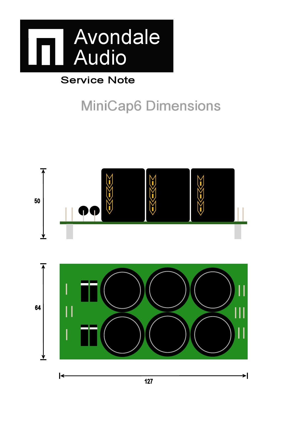 Audiophile Linear Power Supply Modules for upgrades and DIY builders