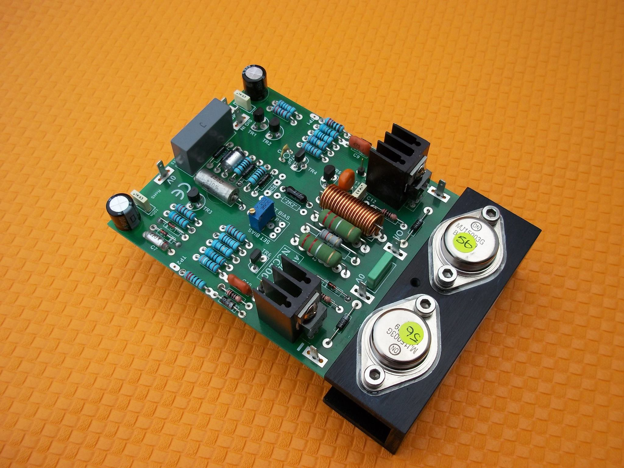 NCC200 Audiophile Power Amplifier Module