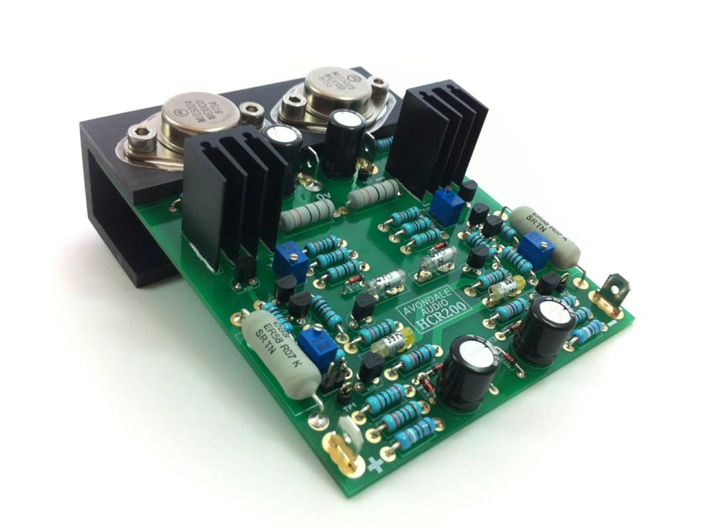 HCR200 Regulator Module